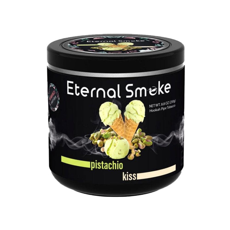 Eternal Smoke Pistachio Kiss Hookah Tobacco 250g