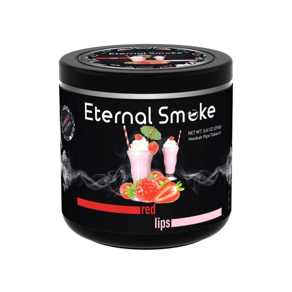 Eternal Smoke Red Lips Hookah Tobacco 250g