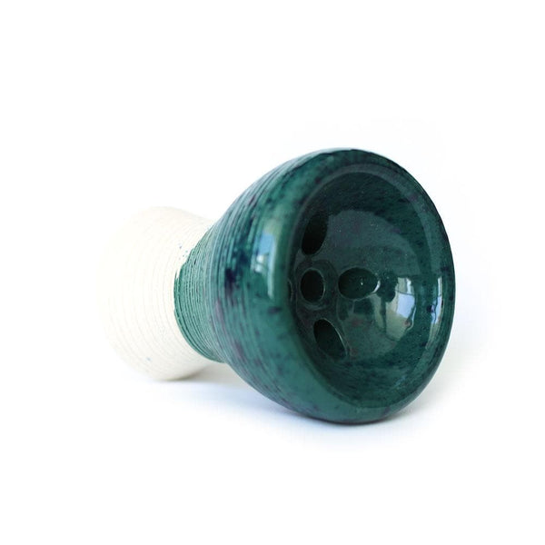 Fox Turkish Hookah Bowl Green