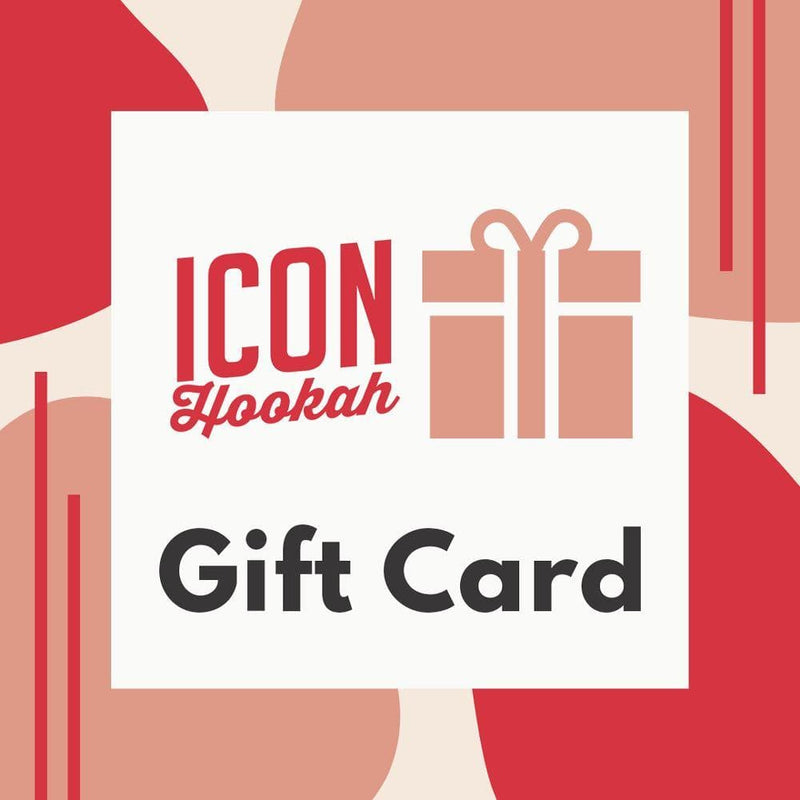 Icon Hookah Gift Card