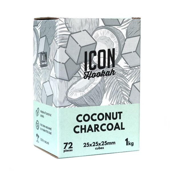 Icon Natural Coconut Hookah Coals