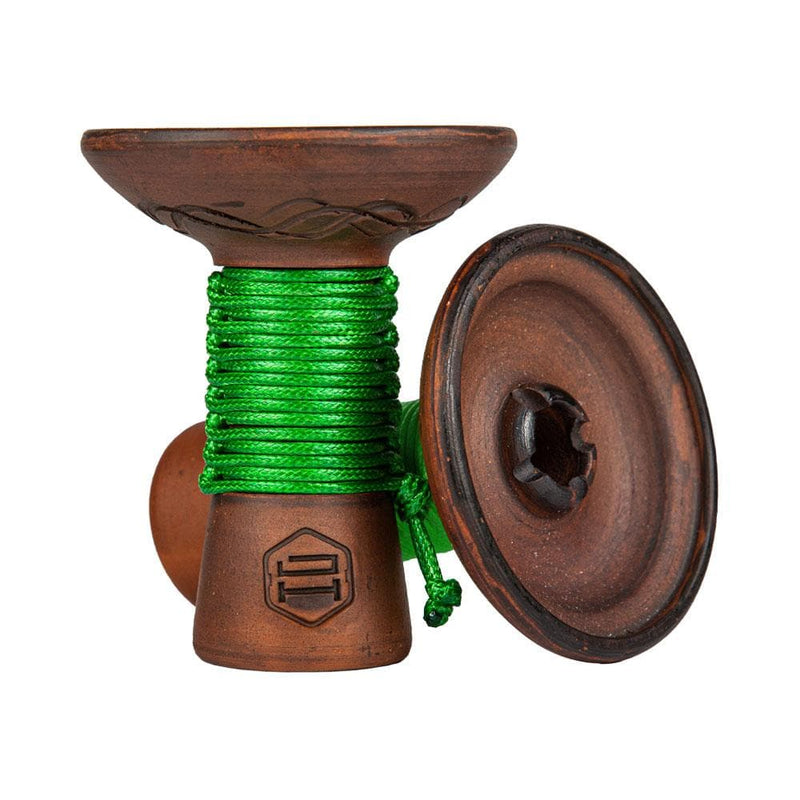 Japona Mummy Hookah Bowl Phunnel Green