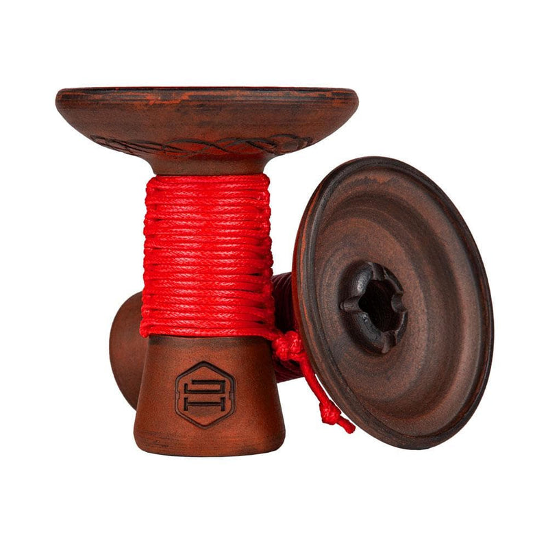Japona Mummy Hookah Bowl Phunnel Red