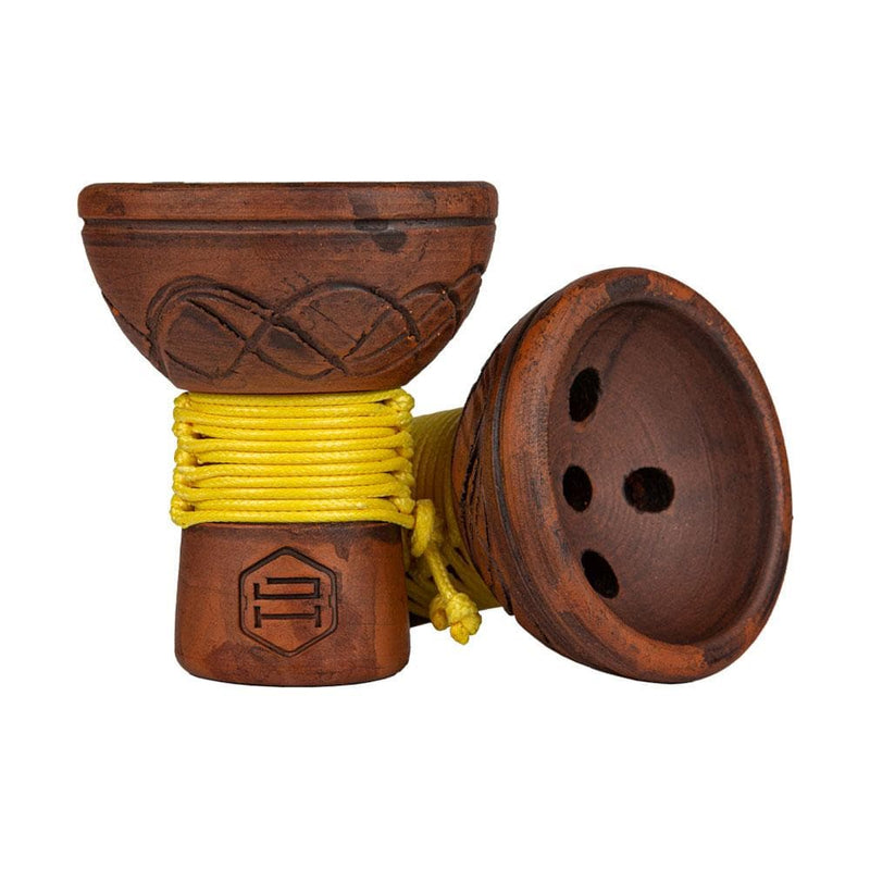 Japona Hookah Turkish Hookah Bowl Yellow