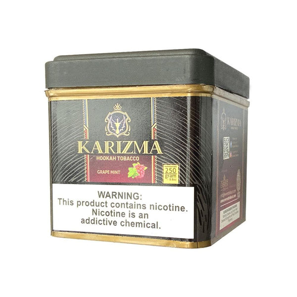 Karizma Grape Mint Hookah Tobacco 250g