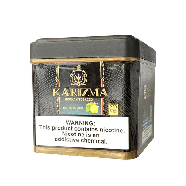 Karizma Ice Lemon Mint Hookah Tobacco 250g
