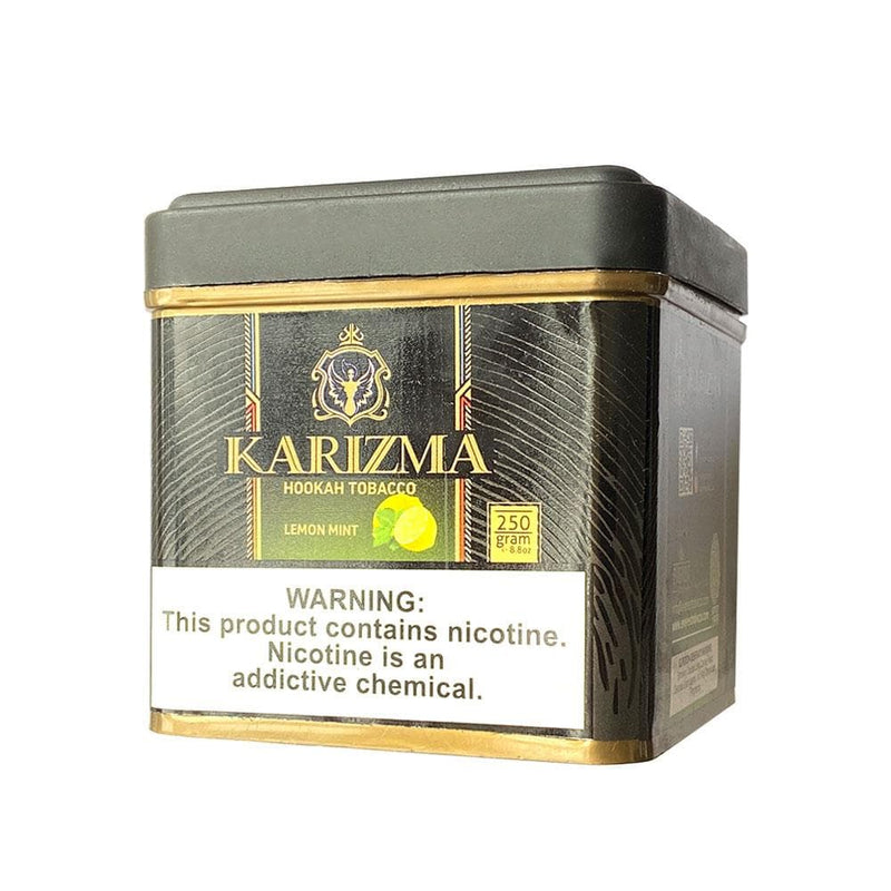 Karizma Lemon Mint Hookah Tobacco 250g