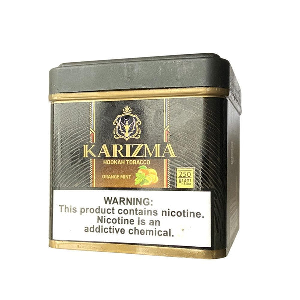 Karizma Orange Mint Hookah Tobacco 250g