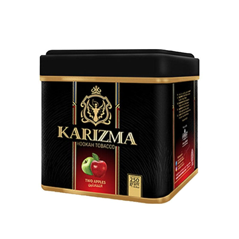 Karizma Two Apples Hookah Tobacco 250g