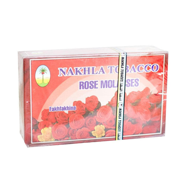 Nakhla Rose Molasses Hookah Tobacco 250g