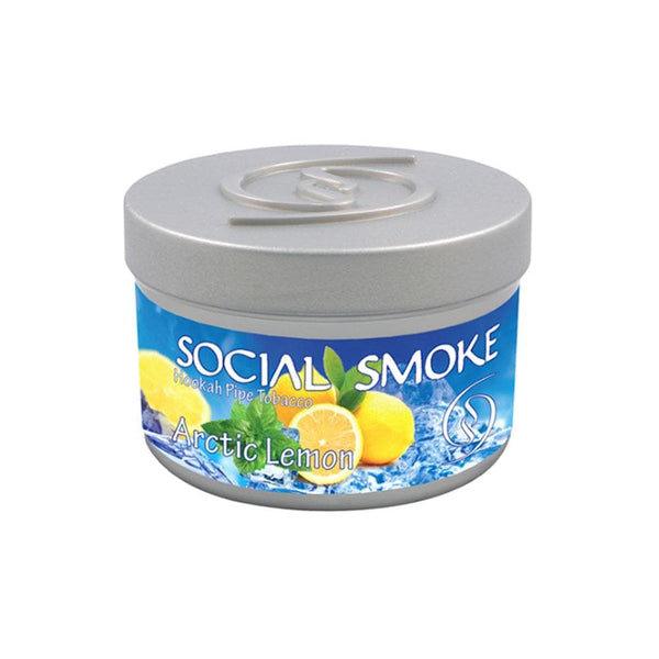 Social Smoke Arctic Lemon 250g