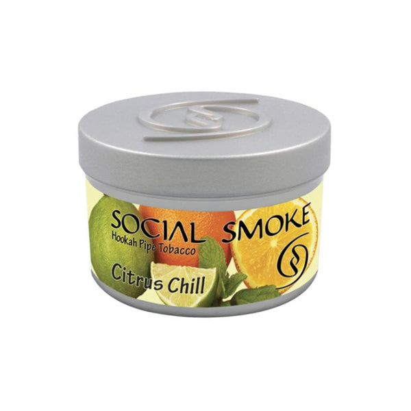 Social Smoke Citrus Chill 250g