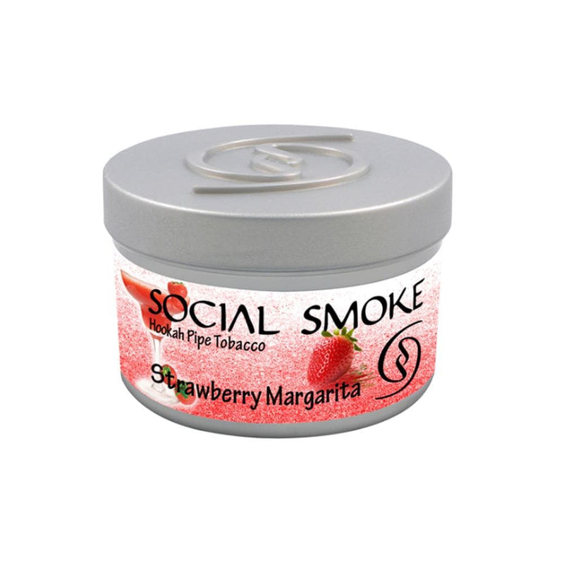 Social Smoke Strawberry Margarita Hookah Tobacco 250g