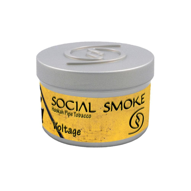 Social Smoke Voltage Hookah Tobacco 250g