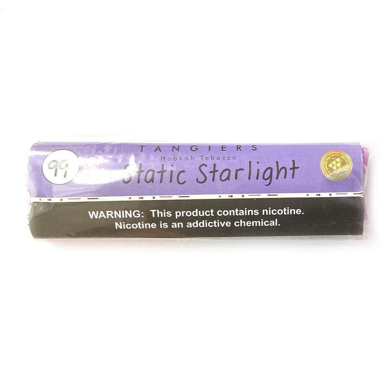 Tangiers Burley Static Starlight Hookah Tobacco 250g