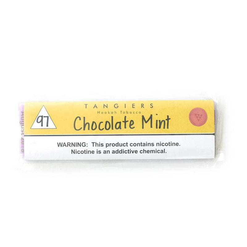 Tangiers Chocolate Mint Hookah Tobacco 100g