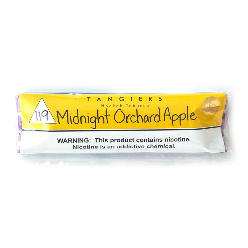 Tangiers Midnight Orchard Apple Hookah Tobacco 250g