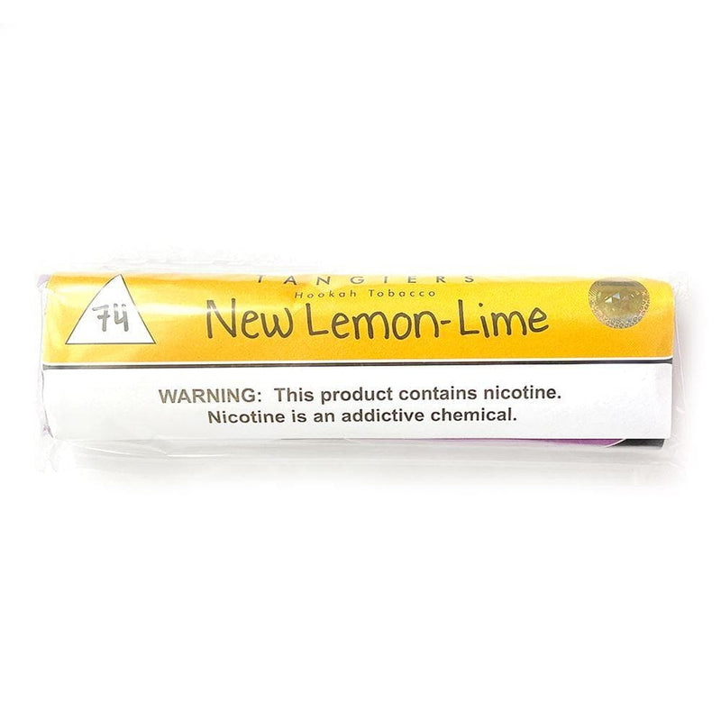 Tangiers Noir New Lemon Lime Hookah Tobacco 250g
