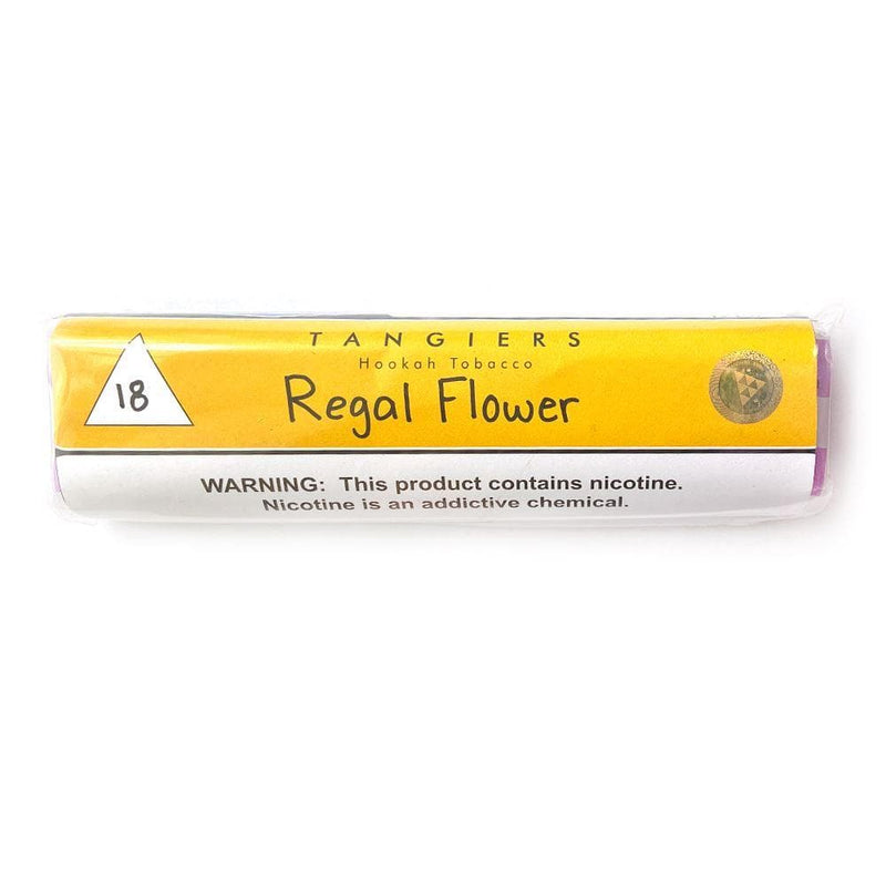 Tangiers Noir Regal Flower Hookah Tobacco 250g