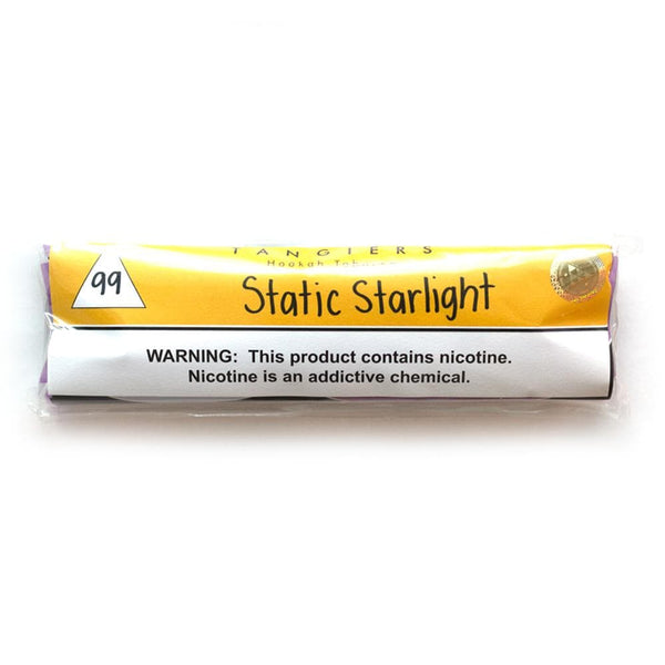 Tangiers Noir Static Starlight Hookah Tobacco 250g