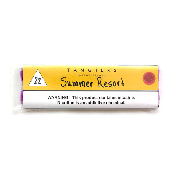 Tangiers Summer Resort Hookah Tobacco 100g