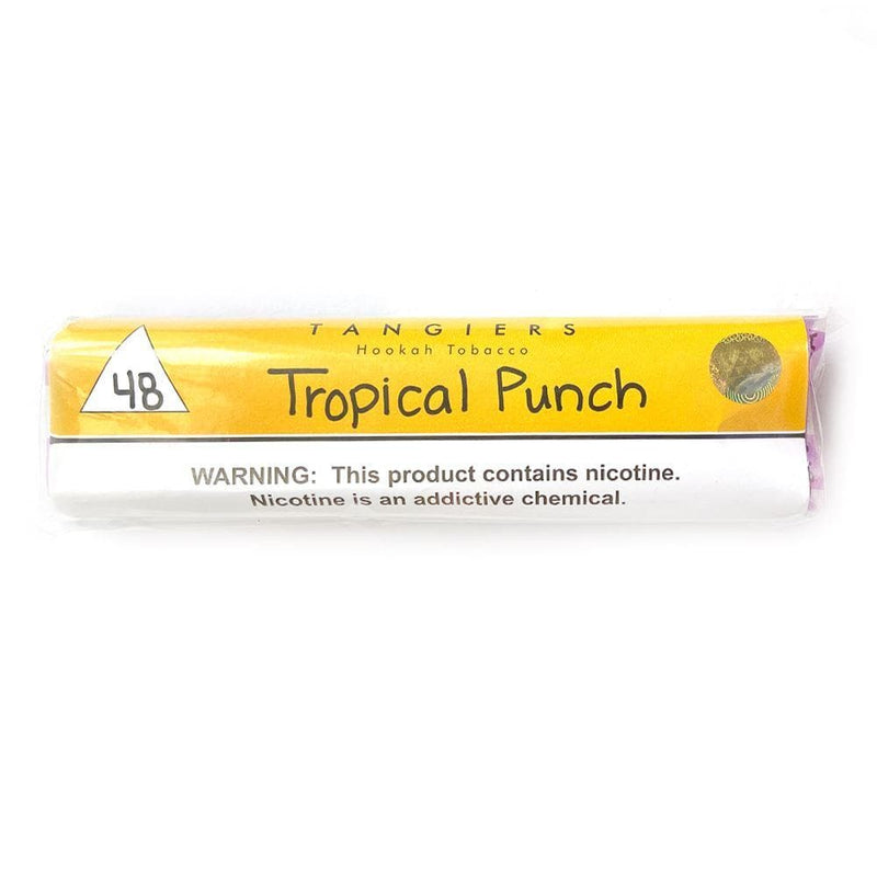 Tangiers Noir Tropical Punch Hookah Tobacco 250g