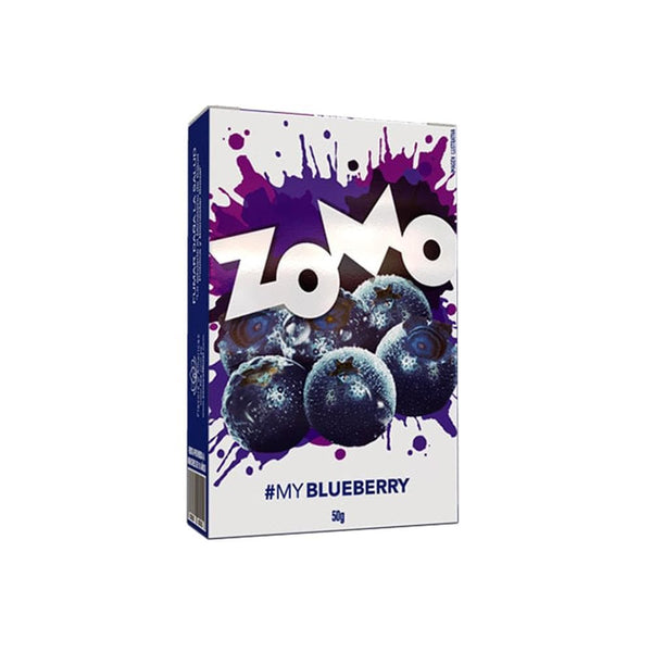 Zomo Classic Blueberry Hookah Tobacco 50g