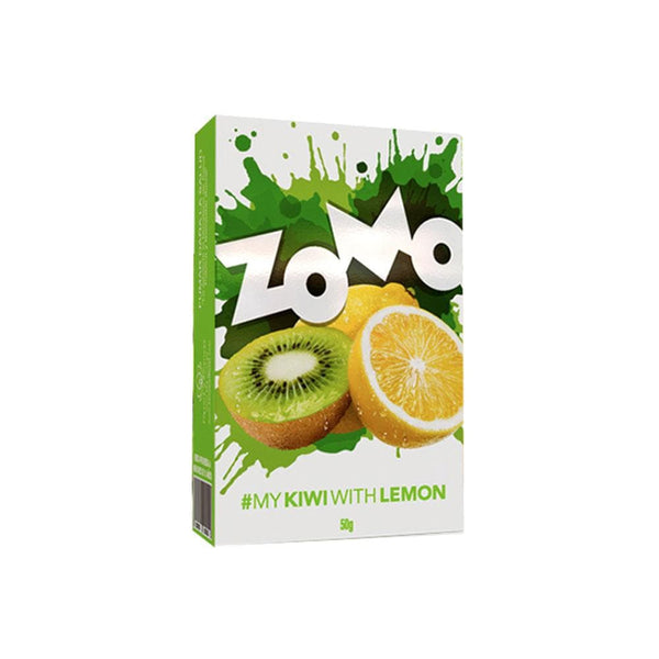 Zomo Kiwi With Lemon Hookah Tobacco 50g