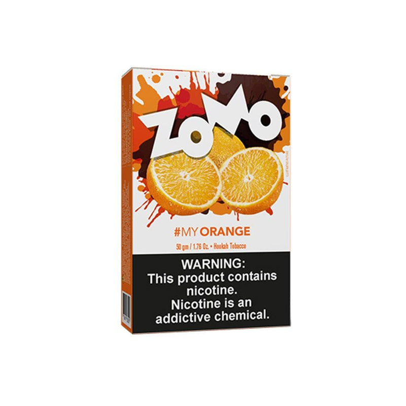 Zomo Orange Hookah Tobacco 50g