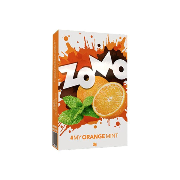 Zomo Orange Mint Hookah Tobacco 50g