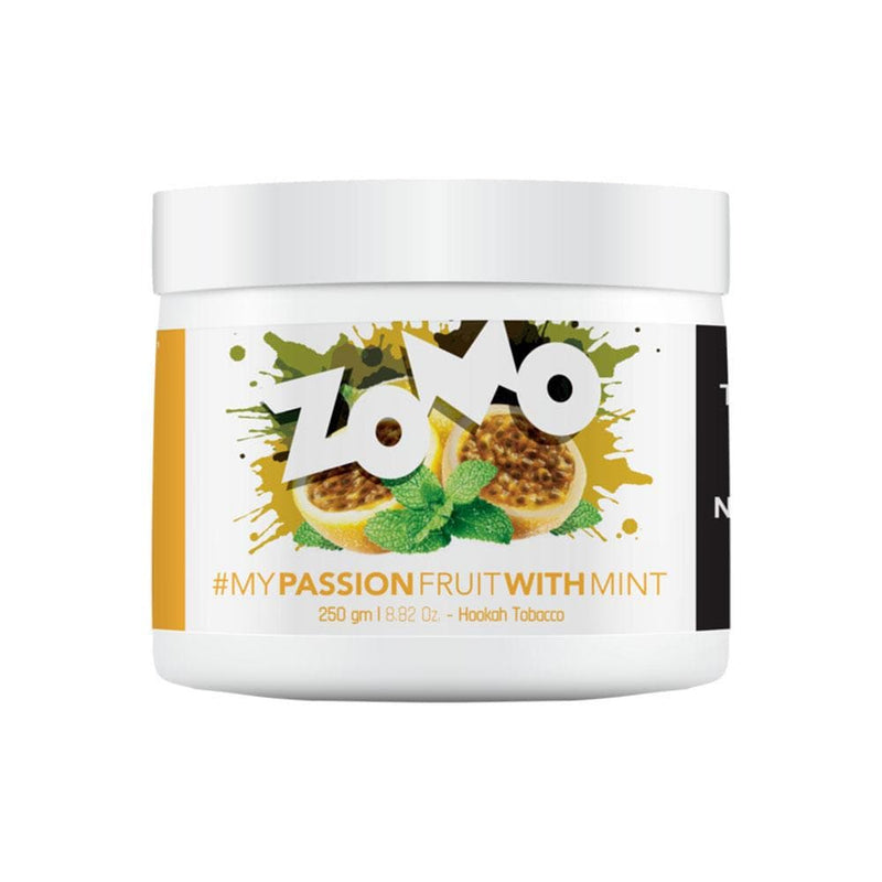 Zomo Passionfruit With Mint Hookah Tobacco 250g