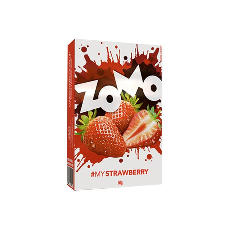 Zomo Strawberry Hookah Tobacco 50g