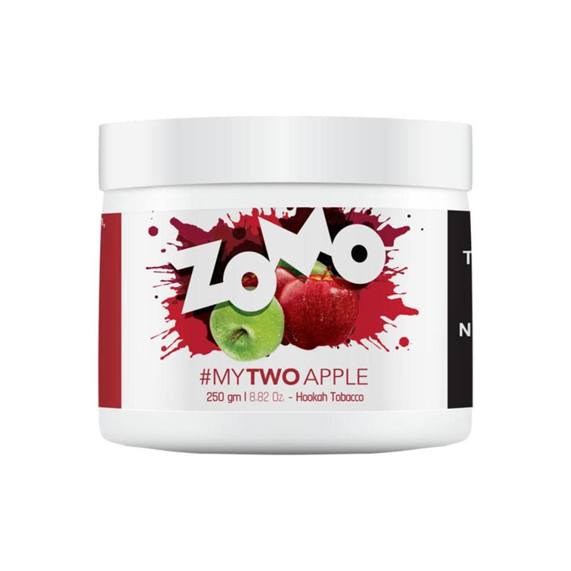 Zomo Two Apple Hookah Tobacco 250g