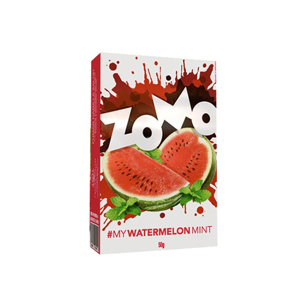 Zomo Watermelon Mint Hookah Tobacco 50g