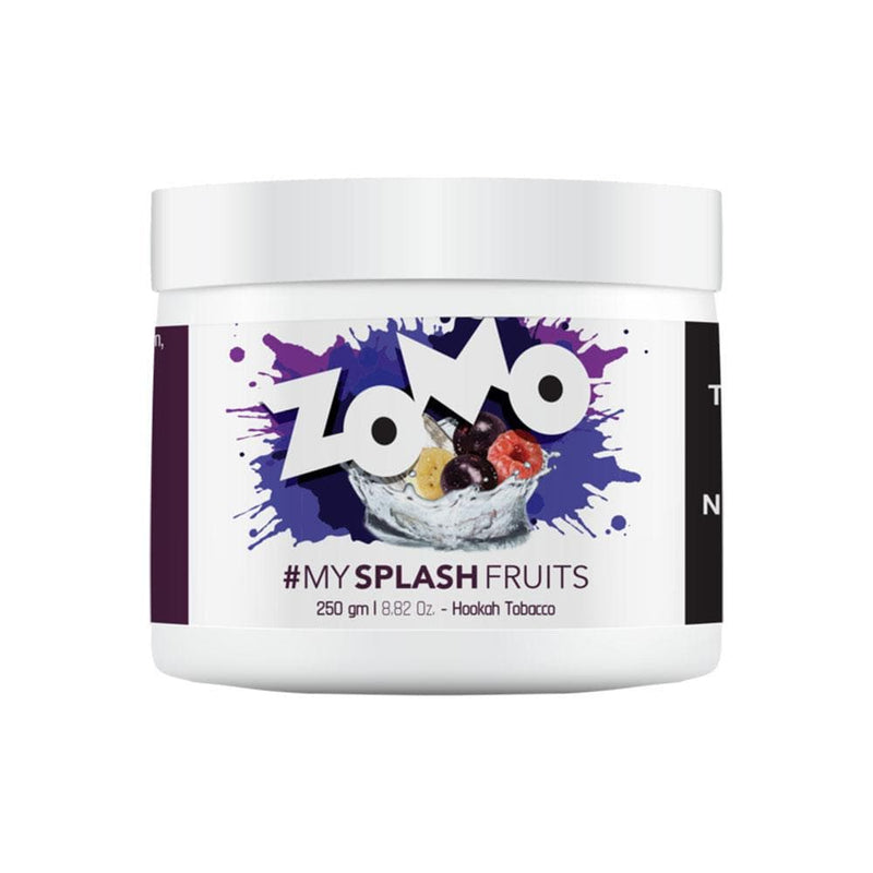 Zomo Splash Fruits Hookah Tobacco 250g