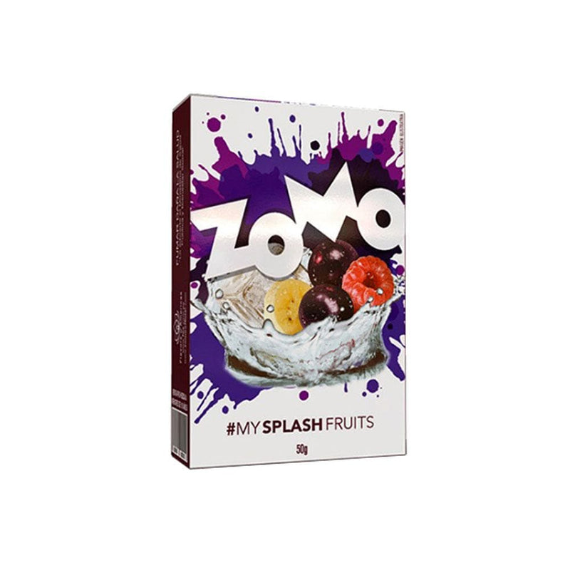 Zomo Splash Fruits Hookah Tobacco 50g