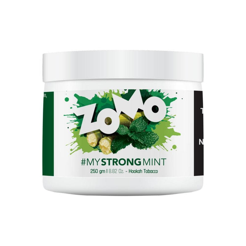 Zomo Strong Mint Hookah Tobacco 250g