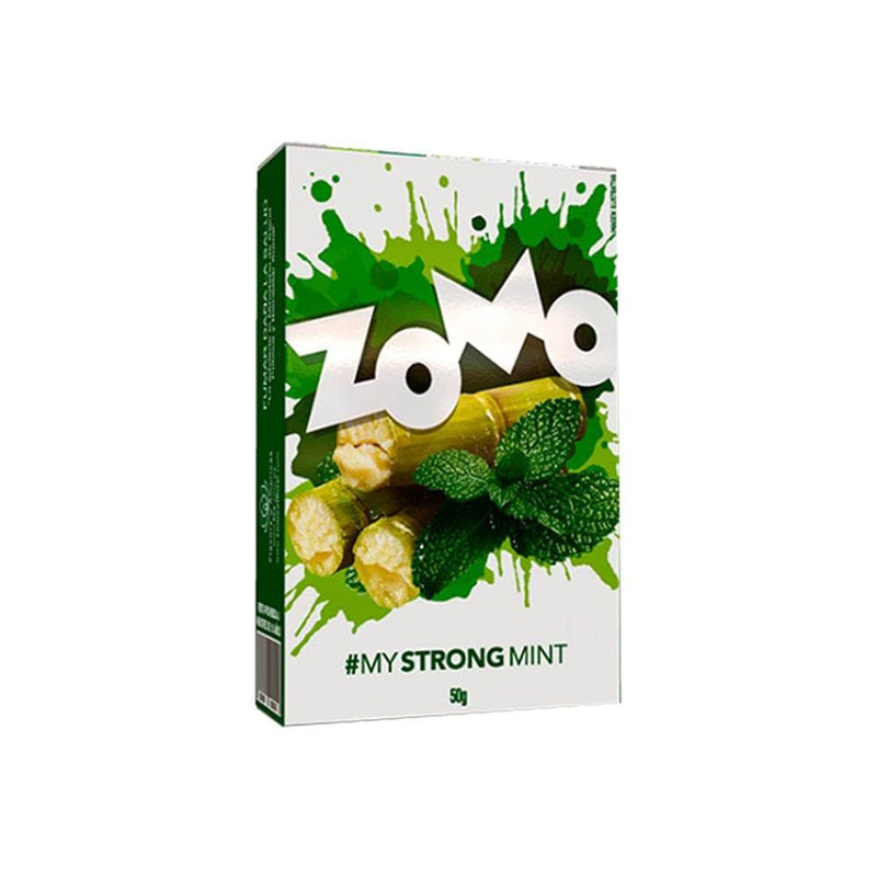 Zomo Strong Mint Hookah Tobacco 50g