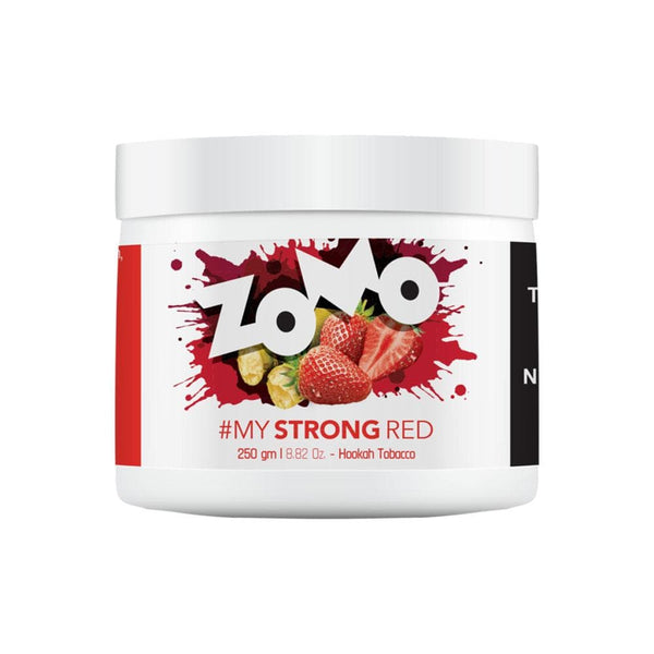 Zomo Strong Red Hookah Tobacco 250g