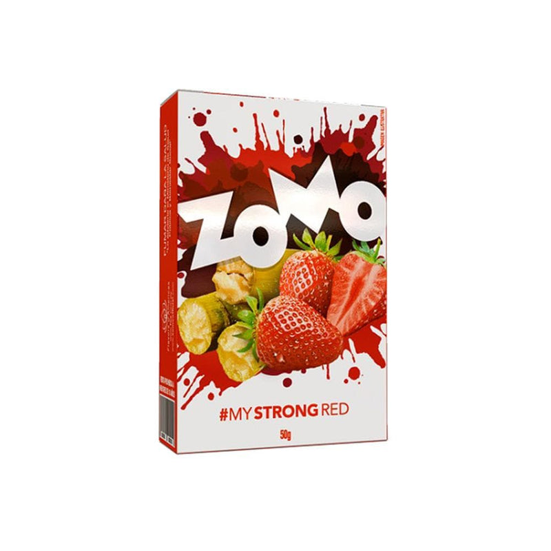 Zomo Strong Red Hookah Tobacco 50g