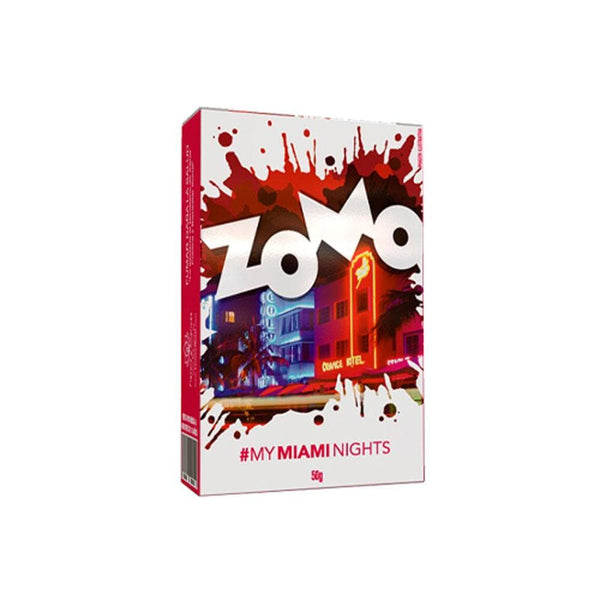 Zomo Miami Nights Hookah Tobacco 50g