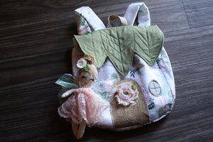 Lily LoveMeFairy doll backpack by LoveMeSparkle