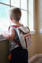 Load image into Gallery viewer, toddler boy's backpack by LoveMeSparkle