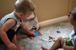 2 year old boys activity idea by LoveMeSparkle