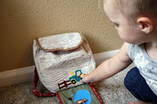 Load image into Gallery viewer, handmade farm toy for little boys by LoveMeSparkle