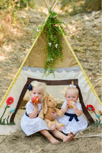 Load image into Gallery viewer, Little Girl's gift idea, playhouse teepee by lovemesparkle