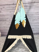 Load image into Gallery viewer, Indian tribal tipi tent by LoveMeSparkle
