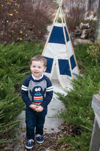 Load image into Gallery viewer, Toddler Teepee tent for boys by LoveMeSparkle