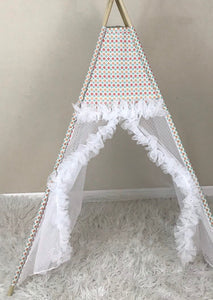 ruffle tent from LoveMeSparkle