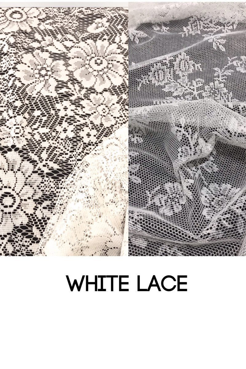 lace custom options from LoveMeSparkle